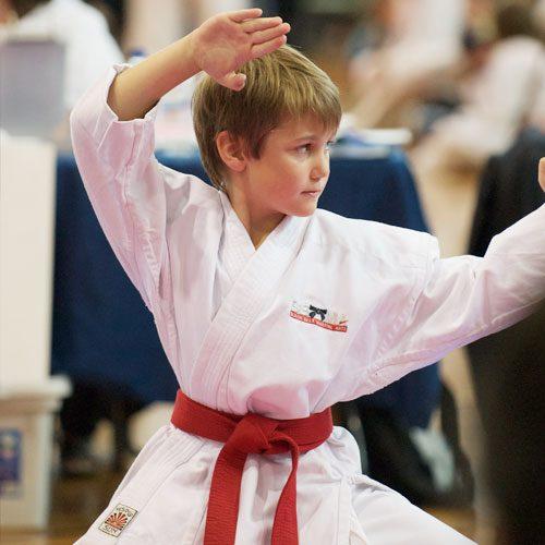 kids karate 9-14 - 1